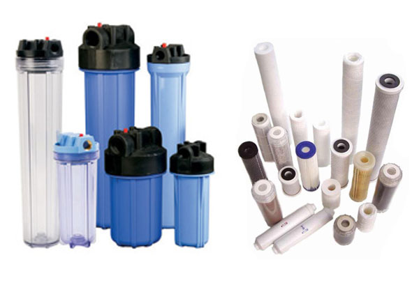 Filter Housings and Cartridges