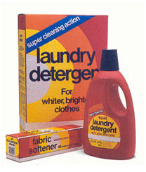 Photo of Laundry Detergent