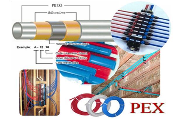 PEX Plumbing Systems